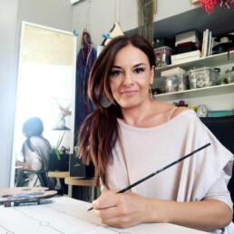 Angela Difonzo / Mani nell'Arte