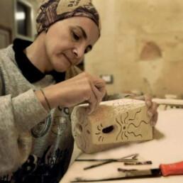 Maria Stella Darretta / Arte decorativa