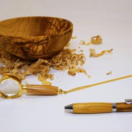 Massimo Casiello / Tornitura Artistica Atelier del Legno