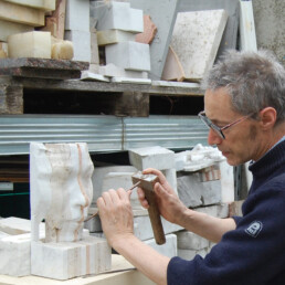Rocco Colucci, scultore