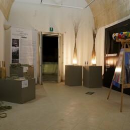 Artigiani, maker e designer all'Expo 2021 / sala mostre